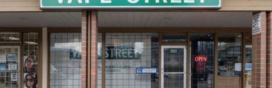 Vape Street Coquitlam BC Cover Image